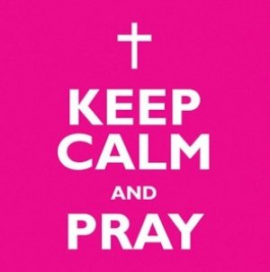 Keep Calm and Pray CD