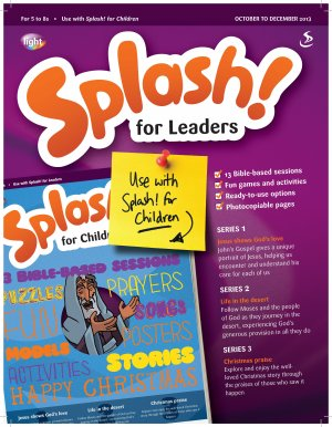 Splash for Leaders October December 2013