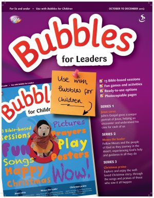 Bubbles for Leaders October December 2013