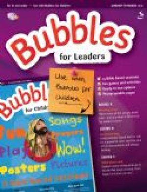 Bubbles for Leaders January - March 2015