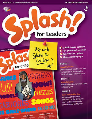 Splash for Leaders October - December 2014