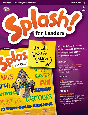 Splash for Leaders April June 2015