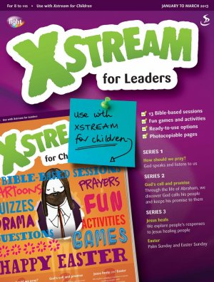 Xstream for Leaders Jan-Mar 2013