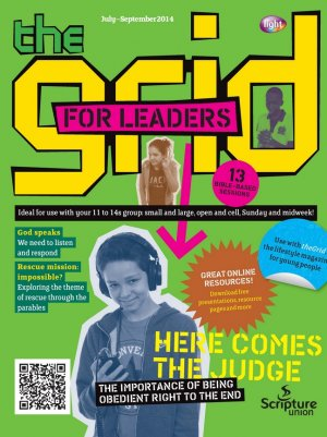 theGrid for Leaders July to September 2014