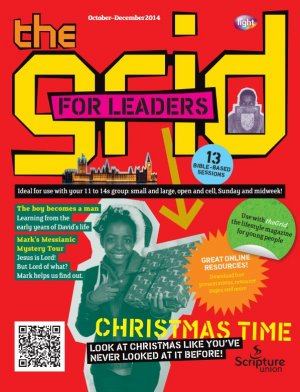 The GRID Leaders October - December 2014