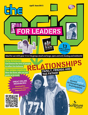 the GRID for Leaders April June 2015