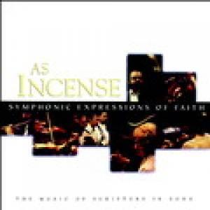As Incense CD
