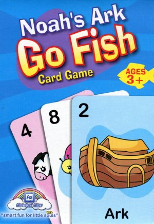Noah's Ark Go Fish Card Game