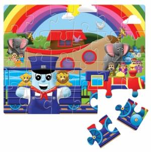 Jigsaw Journey To Noahs Ark