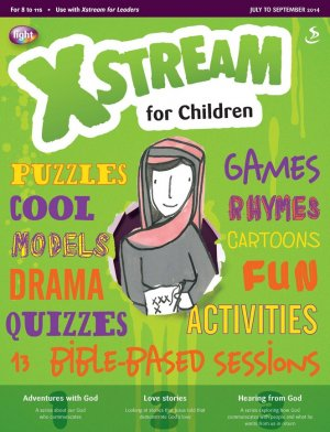 Xstream for Children July to September 2014