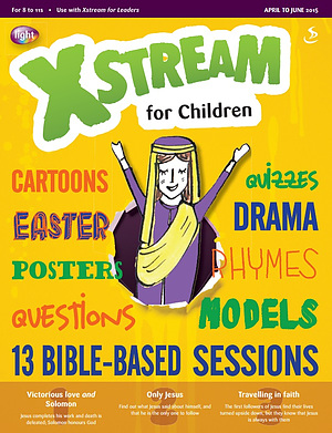Xstream for Children April June 2015