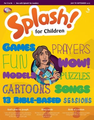 Splash for Children July-Sept  2013
