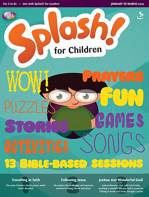 Splash for Children January March 2014