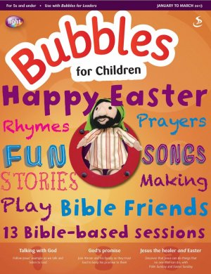 Bubbles for Children Jan-Mar 2013