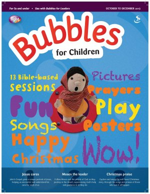 Bubbles for Children October December 2013