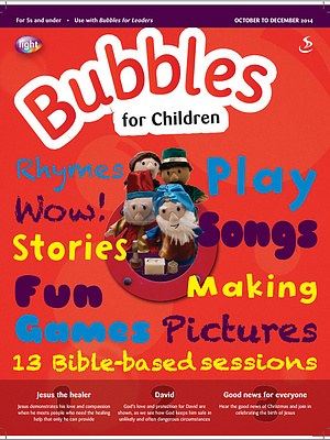 Bubbles for Children October - December 2014