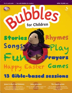 Bubbles for Children April June 2015
