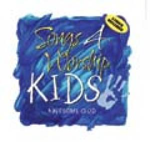 Awsome God Songs 4 Worship Kids CD