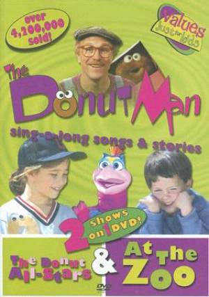 Donut Man - The Donut All Stars & At The Zoo