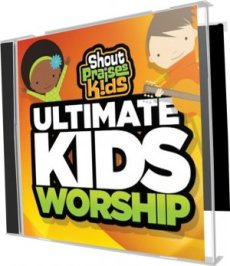 Ultimate Kids Worship CD