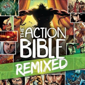 The Action Bible Songs CD