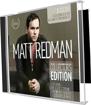 Matt Redman Collector's Edition 2CD/DVD