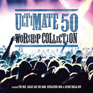 Ultimate 50 Worship Collection 3CD