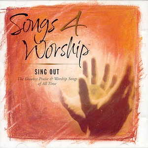 Songs 4 Worship - Sing Out Double CD
