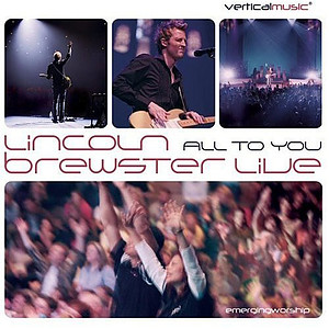 All To You Live CD