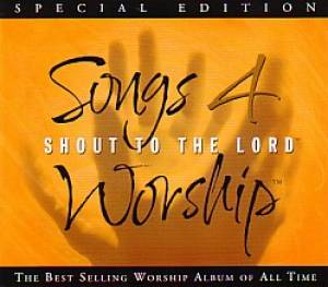 Songs 4 Worship - Shout To The Lord Special Edition Box Set