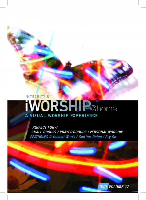 iWorship @Home 12 DVD
