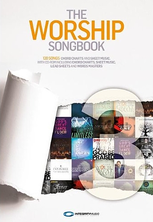 Worship Songbook 3 Book & CD-ROM