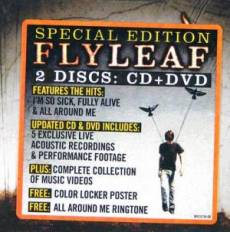 Flyleaf Special Limited Edition