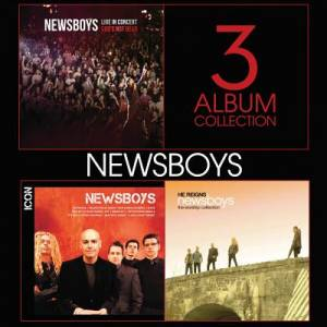Newsboys 3 Album Collection