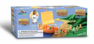 Galilee Boat with Apostles Play Set