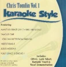 Chris Tomlin Vol. 1 Karaoke CD