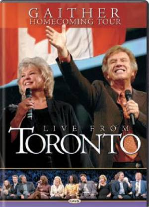 Live From Toronto DVD