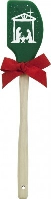 Nativity Designer Spatula