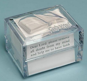 Promise Box God's Word