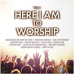 Here I Am To Worship Vol 1