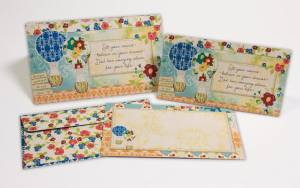 All Things Beautiful Note Folio Cards