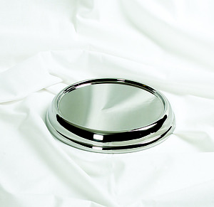 Silver Stacking Bread Plate Base