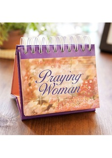 The Power Of A Praying Woman Daybrightener - Perpetual Calendar
