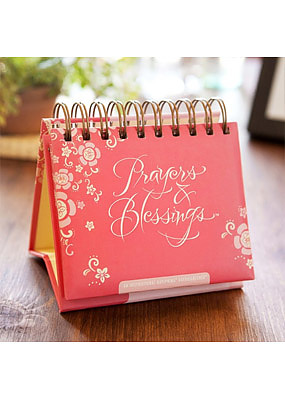 Prayers & Blessings Daybrightener / Perpetual Calendar