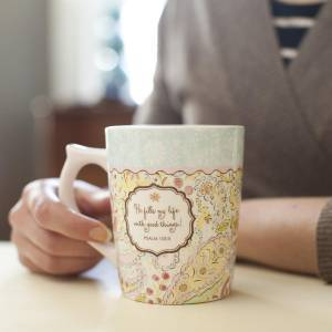 Good Things - Christian Mug