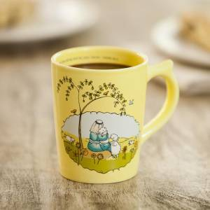 Really Woolly - Always in the Shepherd's Arms - Christian Mug