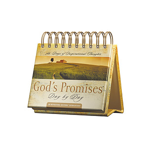 God's Promises Day by Day Perpetual Calendar