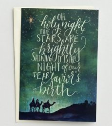 Bethlehem Christmas Cards Box of 18