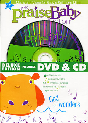 Praise Baby: God of Wonders CD and DVD Deluxe Edition