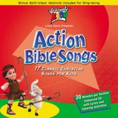 Cedarmont Action Bible Songs
